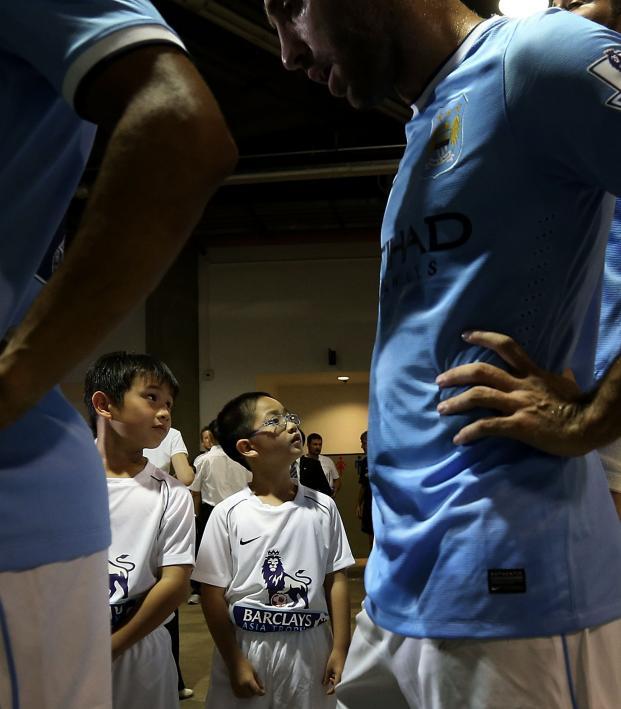 Premier League China TV deal