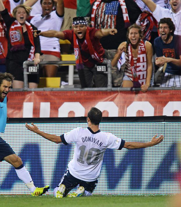 USMNT vs Mexico in competitive matches