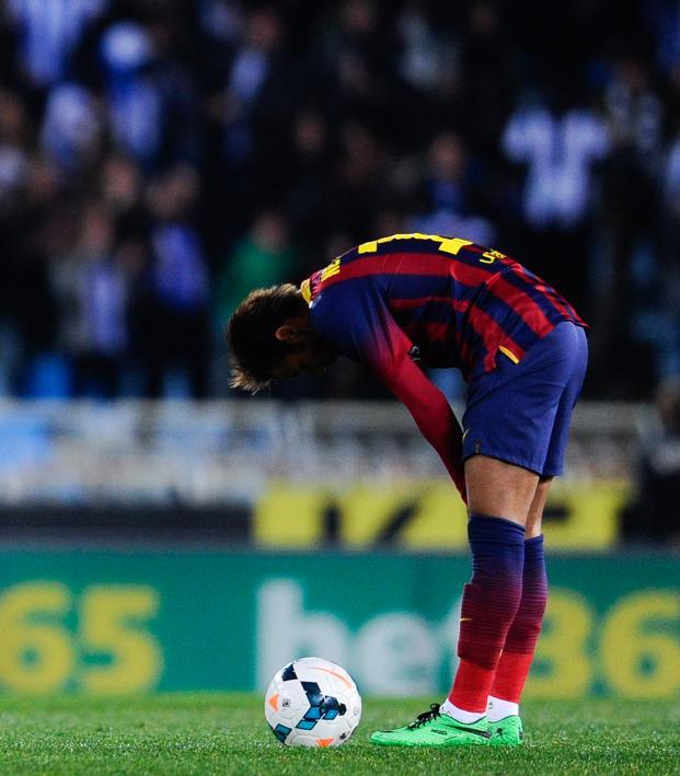 Neymar Barcelona return