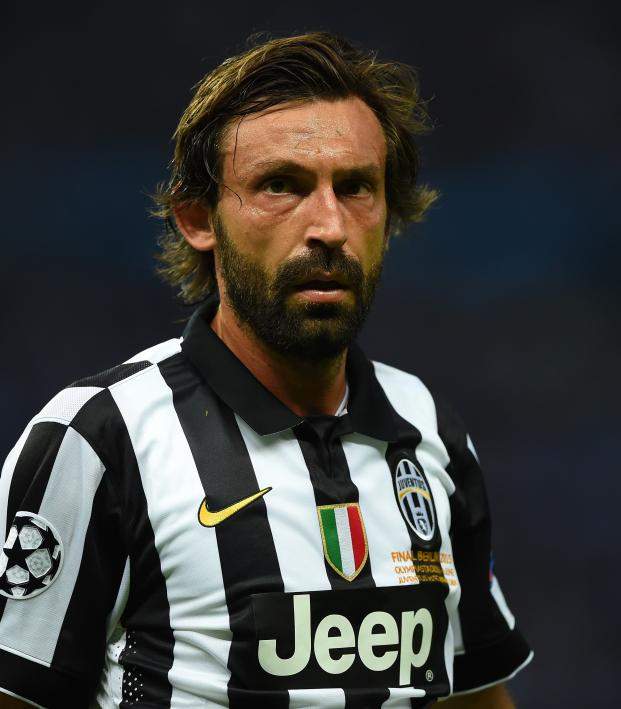Juventus Admits That Manager Doesn T Really Matter Turns To Andrea Pirlo For Zidane Effect