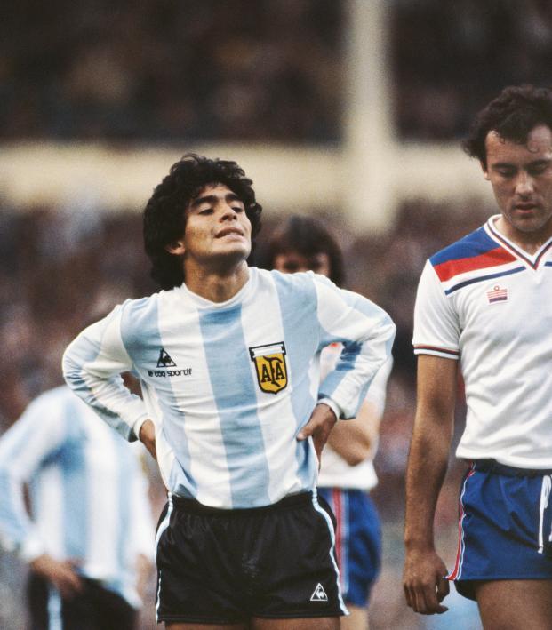Diego Maradona net worth
