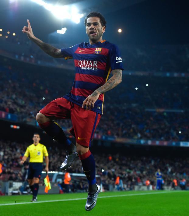 Dani Alves transfer