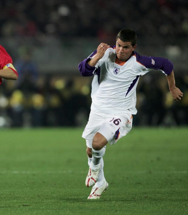 Saprissa at the 2005 FIFA Club World Cup