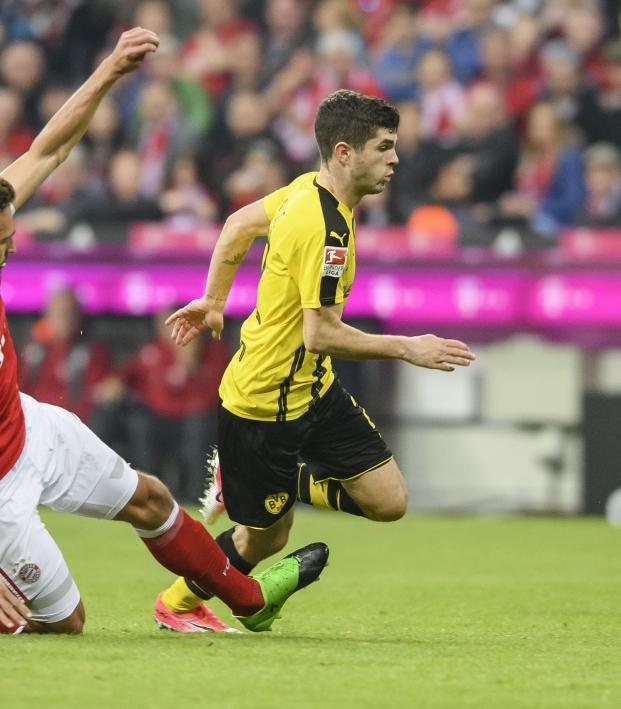 Bayern Munich v Borussia Dortmund 2019