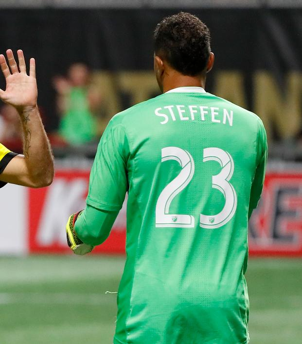 Zack Steffen Highlights Columbus Crew