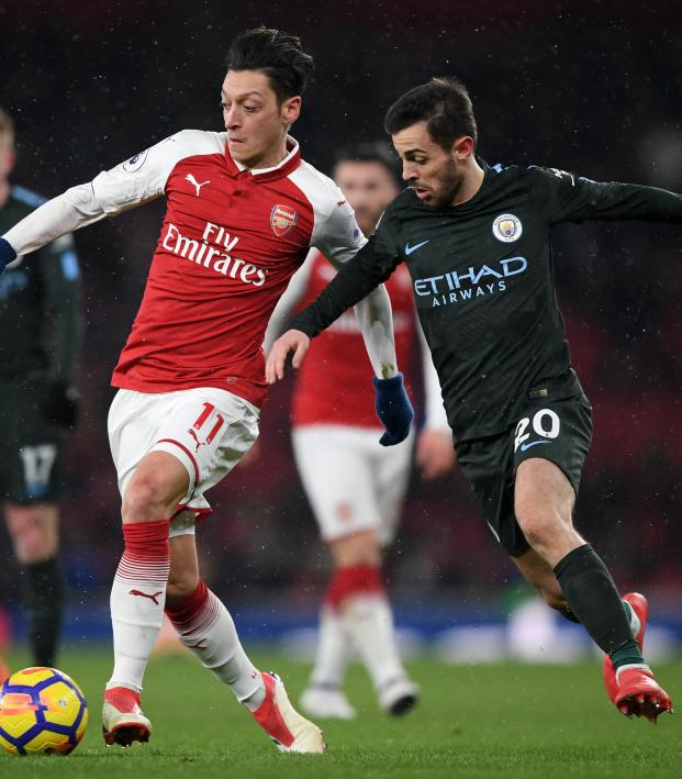 Arsenal vs Manchester City Preview 2018