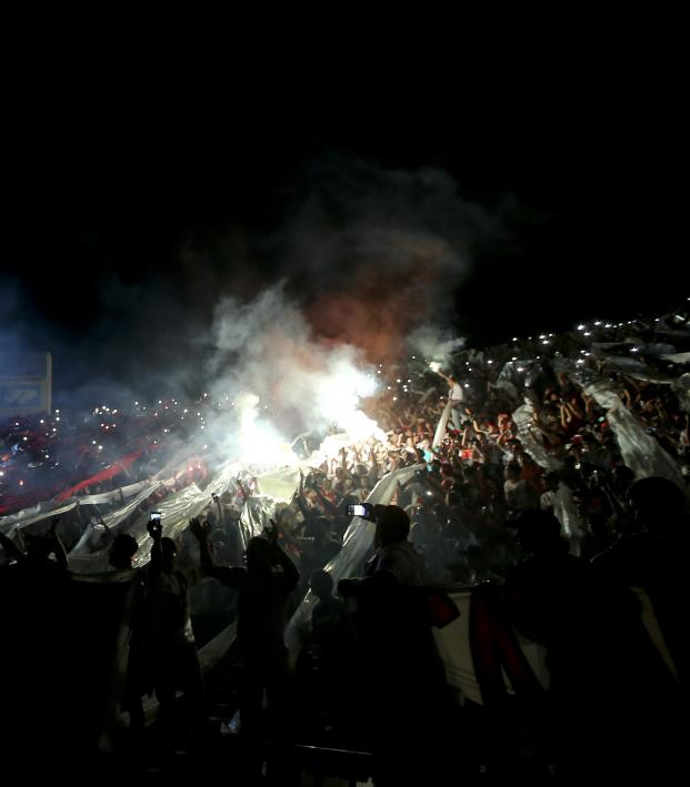 Copa Libertadores Superclasico