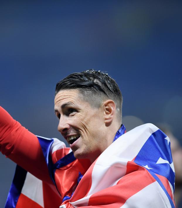 Fernando Torres Atletico Madrid coach