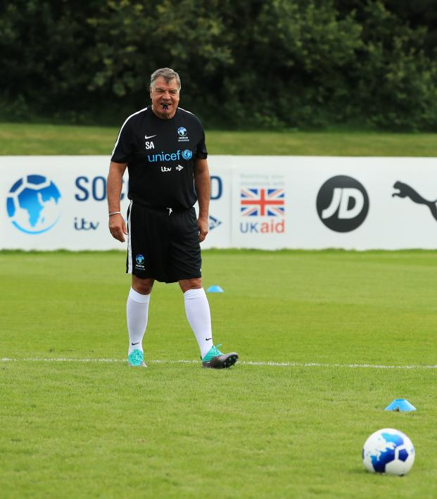 Big Sam Allardyce Is Back In The Premier League And Ready To Work His Magic Again