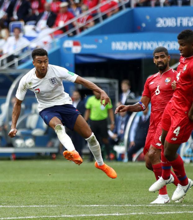 Jesse Lingard goal vs Panama