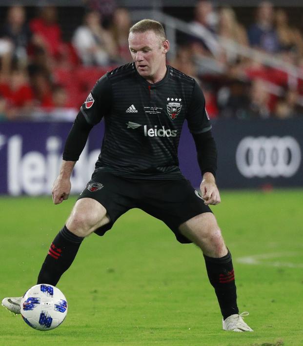 Wayne Rooney MLS