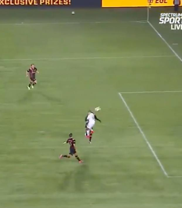 Gol de Chicharito vs Houston Dynamo