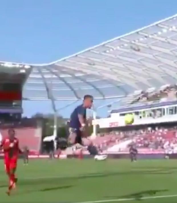 Irvin Cardona goal vs Dijon