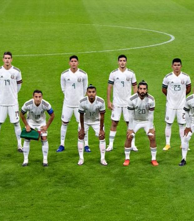 Mexico vs Netherlands