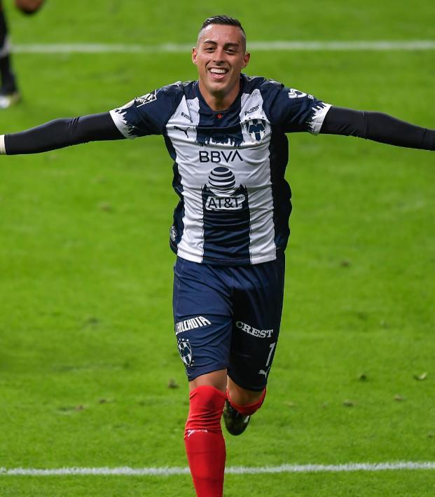 Funes Mori Goleador Récord de Monterrey
