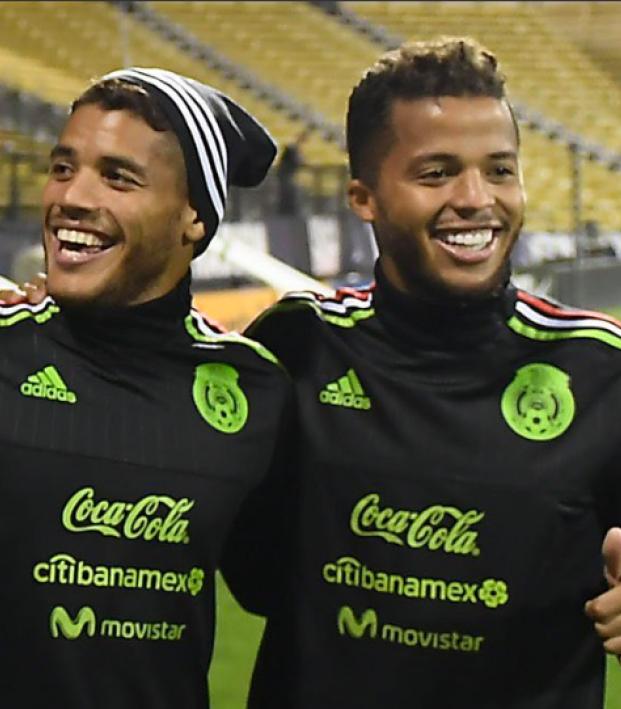 Dos Santos brothers