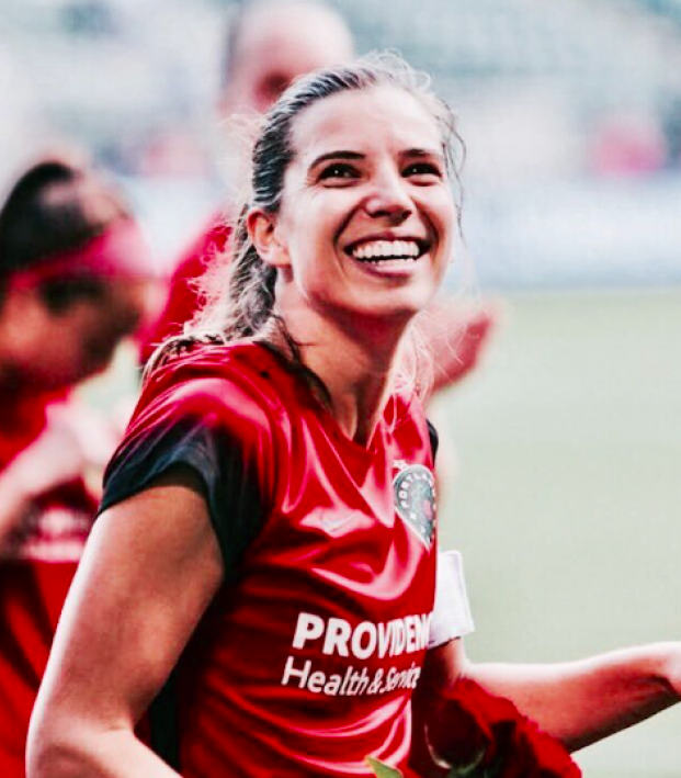 sale retailer 375c9 90554 Portland Thorns Announce Return Of Tobin Heath From Disabled ...