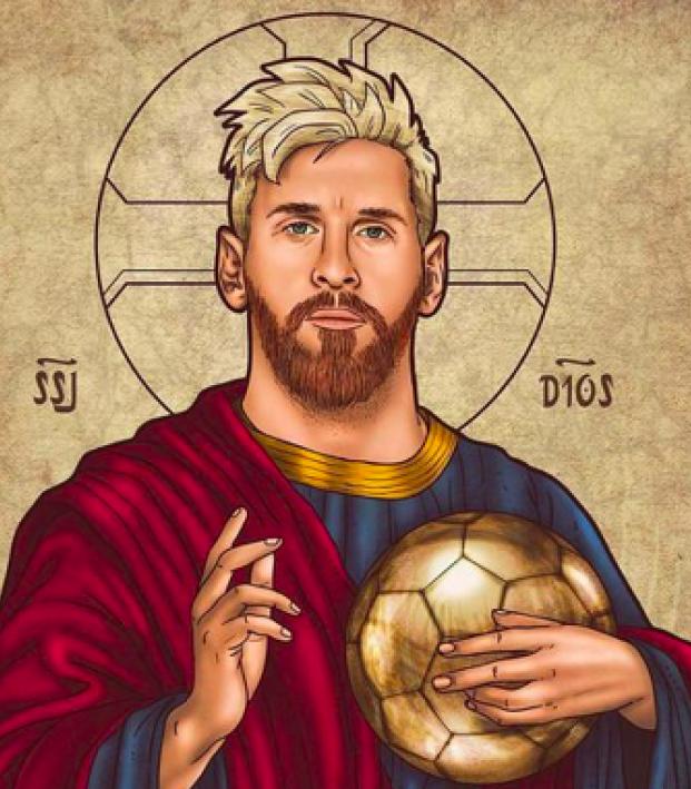Lionel Messi Religion