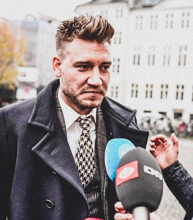 Nicklas Bendtner jail