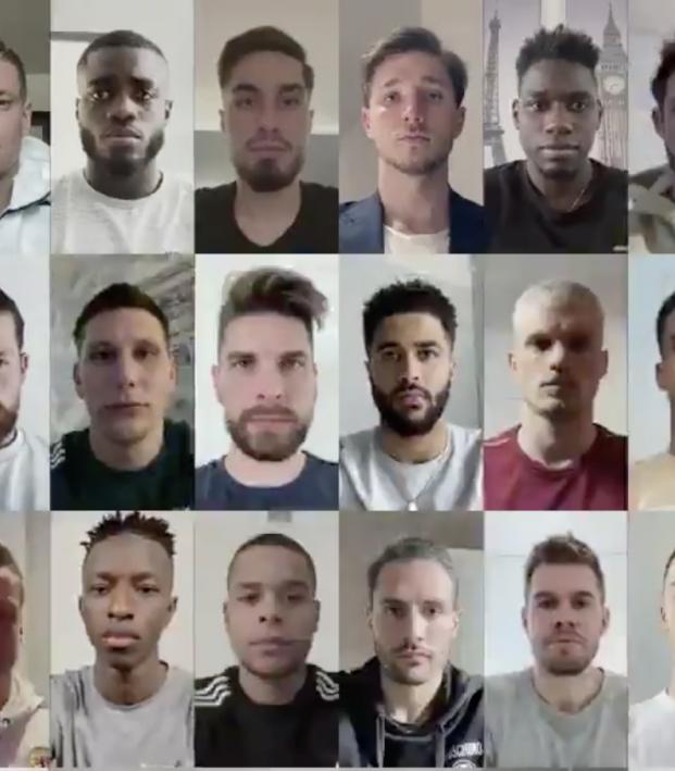 Bundesliga Unite Against Hate