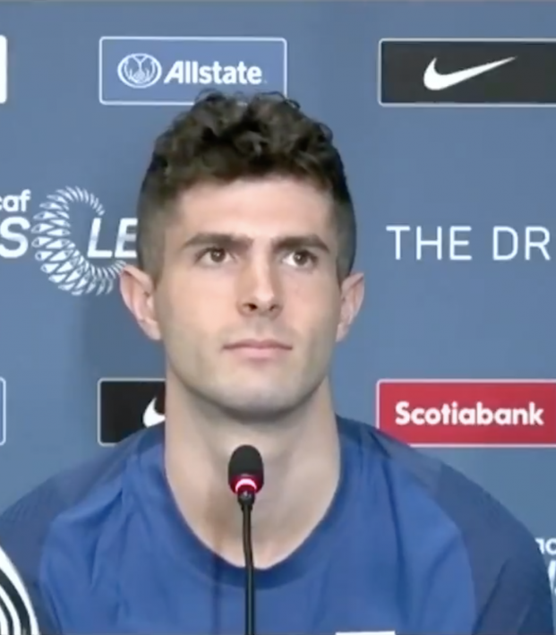 Christian Pulisic funny Interview