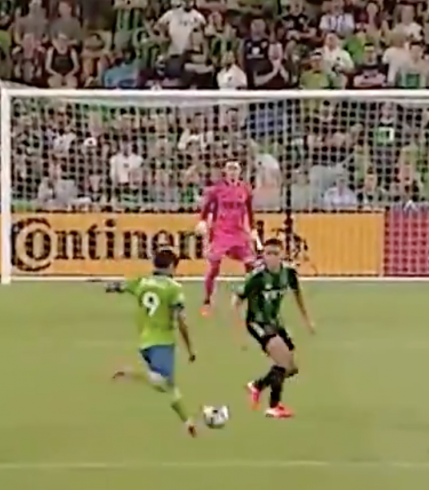 Best Goals In MLS 2021 Contender Right Here