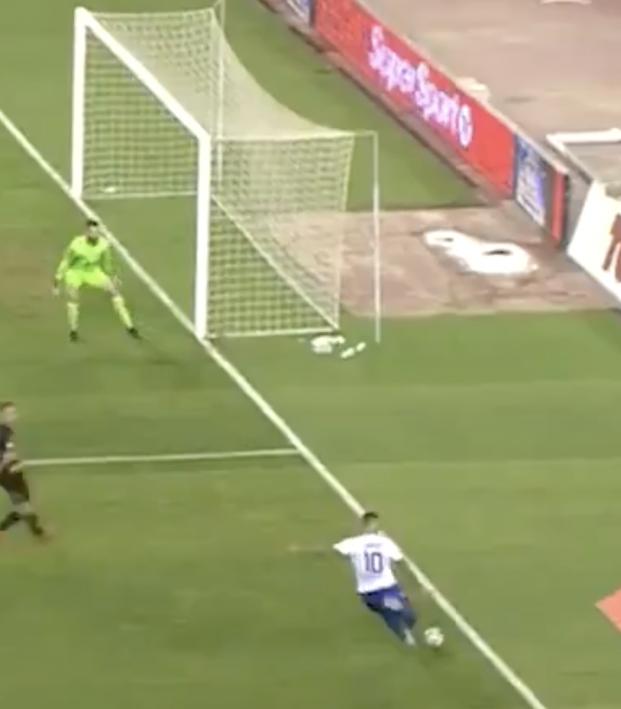Livaja Goal Vs Osijek