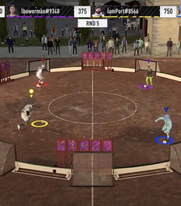 FIFA 22 Volta Arcade Modes