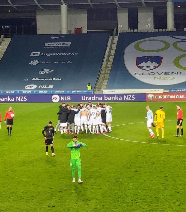 Slovenia vs Croatia
