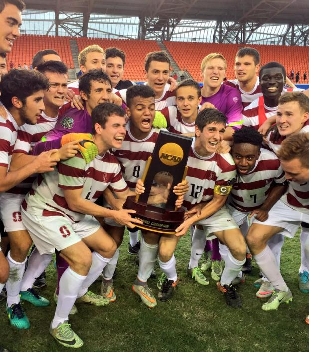 Stanford NCAA Men's College Cup