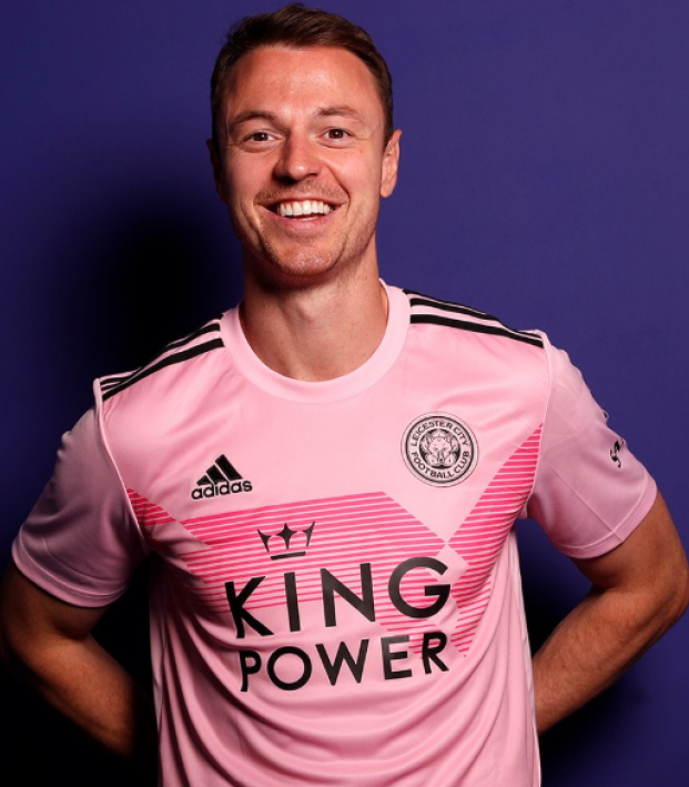 dbc3ffdc0 Leicester City's New Away Kit Looks Awfully Familiar