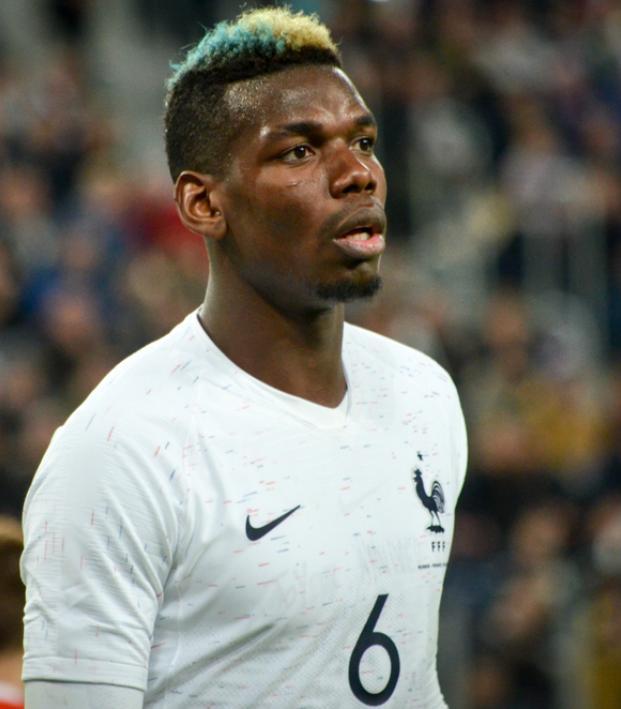 Paul Pogba salary 2018