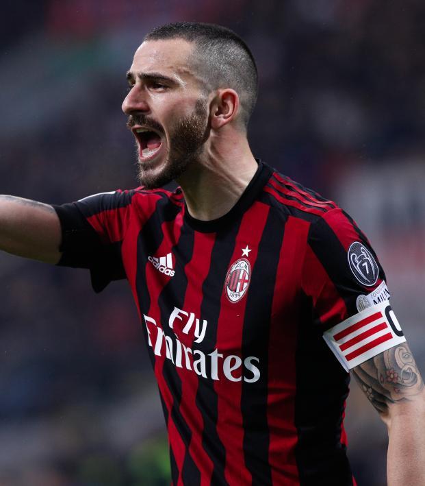 Leonardo Bonucci transfer news