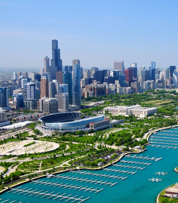 Chicago Fire back to Soldier Field