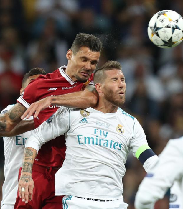 Image result for Lovren and Ramos