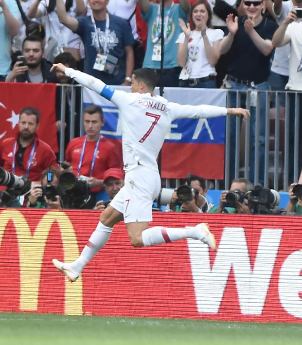 World Cup goal celebrations