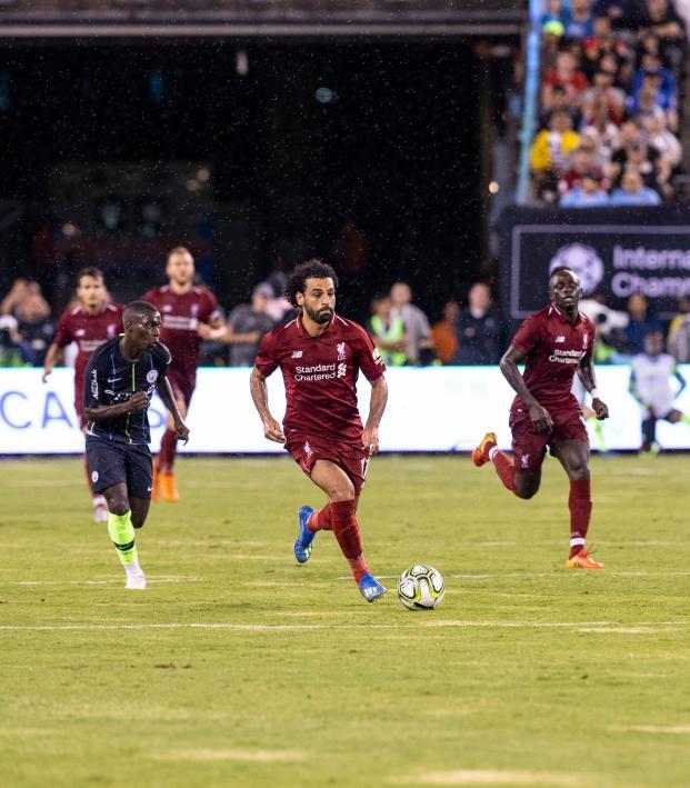 How Fast Is Mohamed Salah?