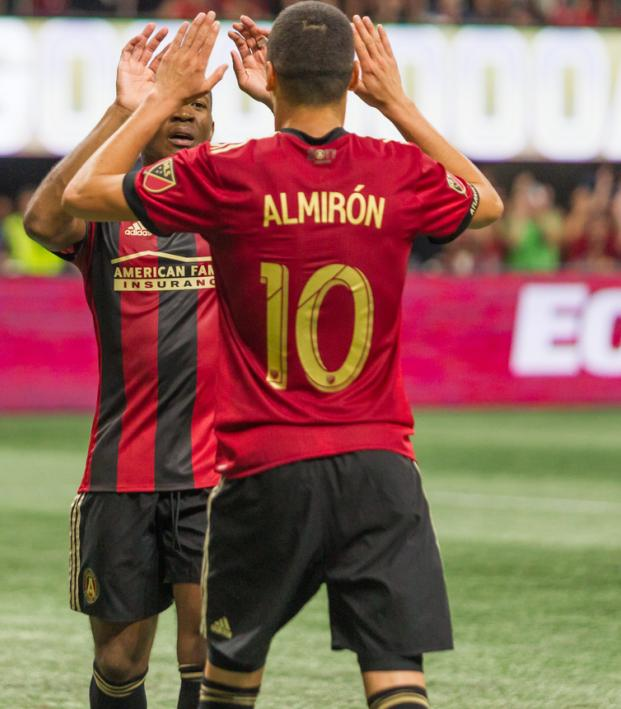 aa2c4768137 The Top 25 Top-Selling MLS Jerseys For 2018