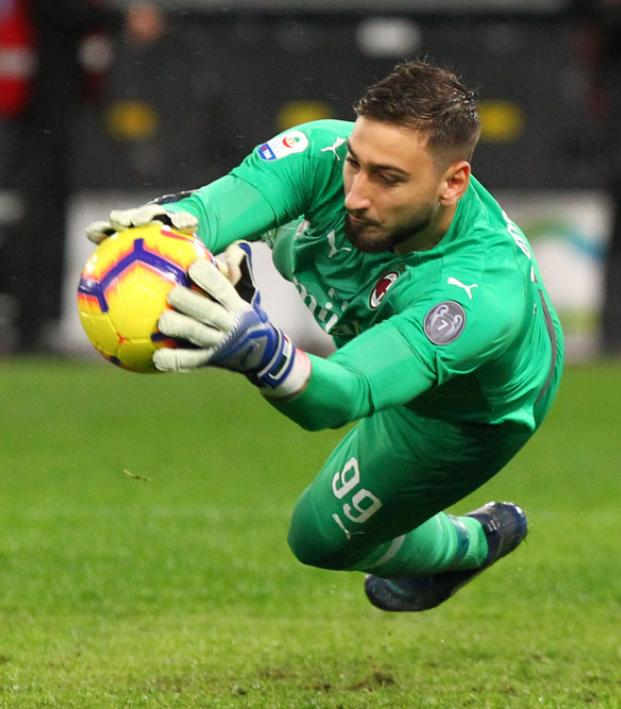 Gianluigi Donnarumma best save