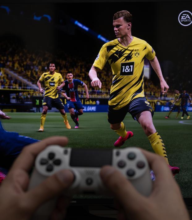 FIFA gaming addiction