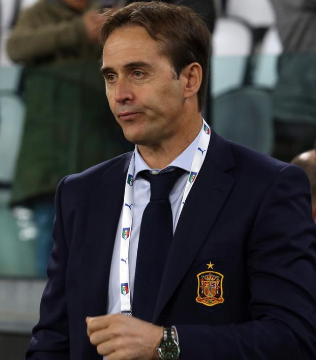 Spain manager fired