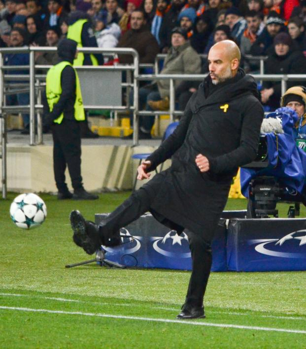 Pep Guardiola Criticizes Players