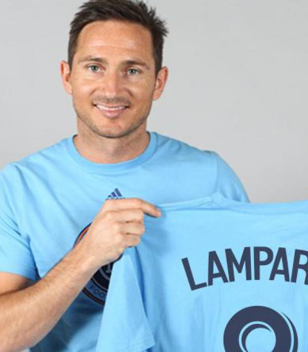 e694add6282 SuperFrank Lands In Metropolis – Frank Lampard Joins NYCFC | The18