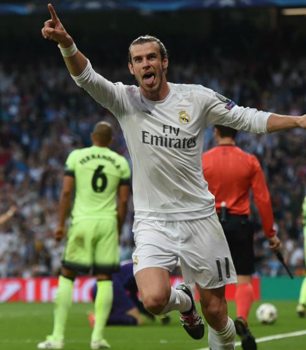 Gareth Bales' top three goals
