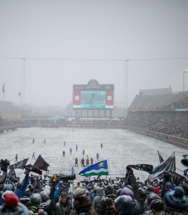 Minnesota United at TCF Bank Stadium