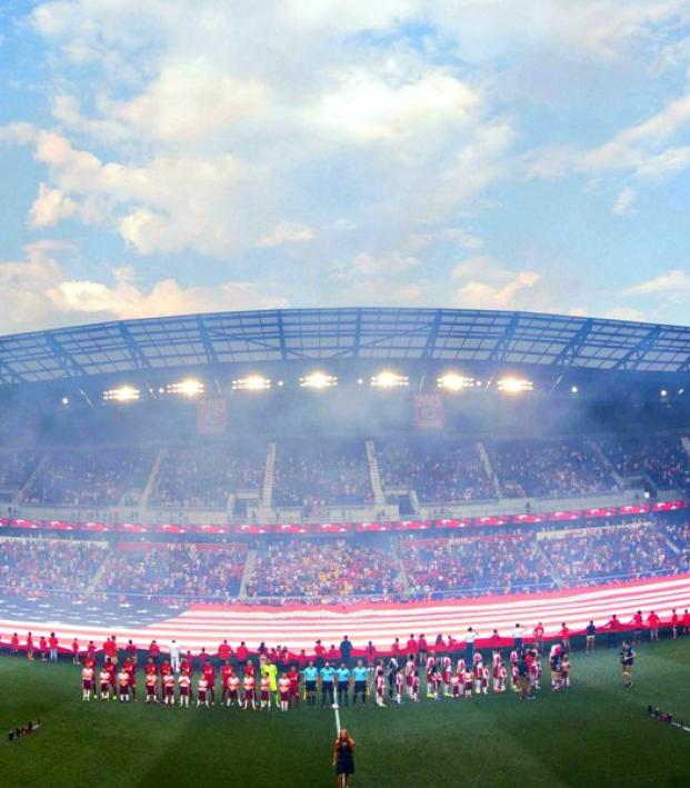 United States unbeaten streak