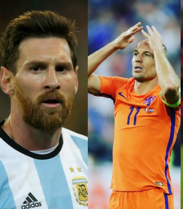 25 Stars In Serious Danger Of Missing The World Cup