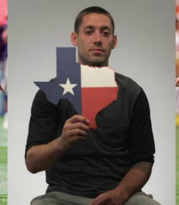 Best Soccer Players From Texas