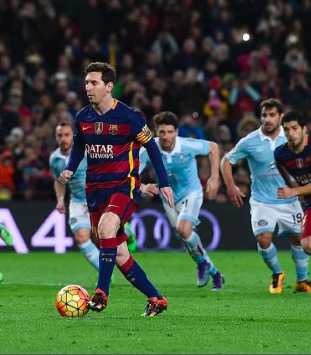 Messi PK