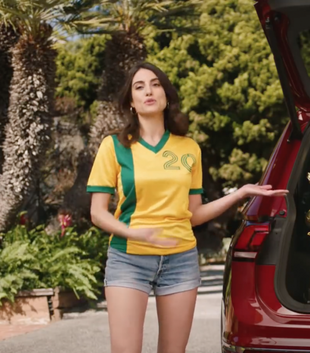 Volkswagen World Cup Commercial